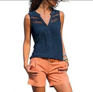 Блуза летняя Ц6672