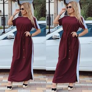 Платье длинное летнее Ч7203