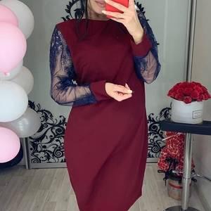 Платье короткое нарядное Ш2039