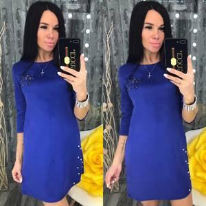 Платье короткое современное Ю2030