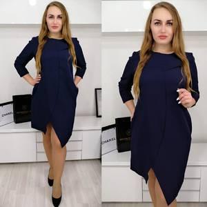 Платье короткое нарядное Ю3552