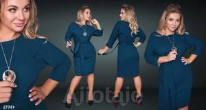 Платье короткое современное Ю6428