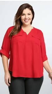 Блуза офисная Ю9661