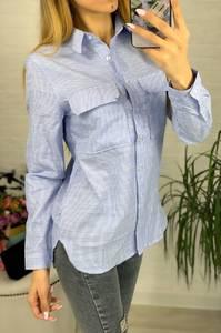 Рубашка с длинным рукавом Я0754