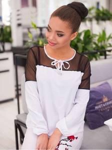 Блуза с длинным рукавом Я2068