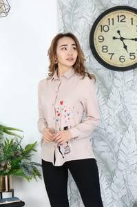 Рубашка с длинным рукавом Я2105