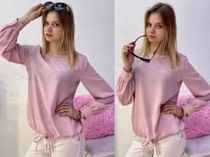 Блуза с длинным рукавом Я7778