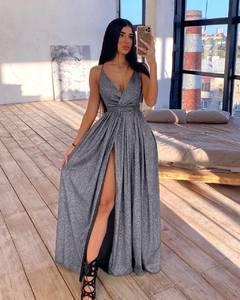 Платье длинное нарядное А16183