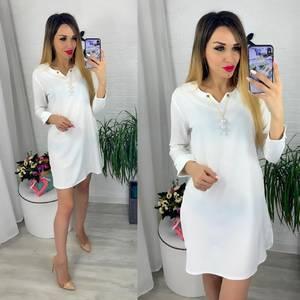 Платье короткое современное Ю6406