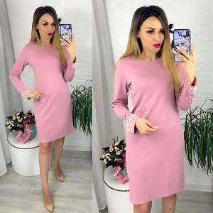 Платье короткое современное Ю6407