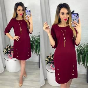 Платье короткое современное Ю6410