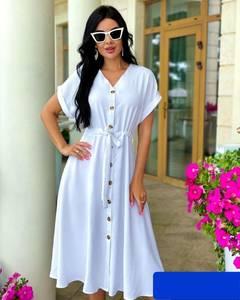 Платье длинное летнее А46724
