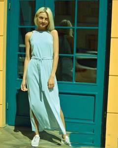 Платье длинное летнее Ч2935