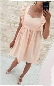 Платье короткое современное Ч4076