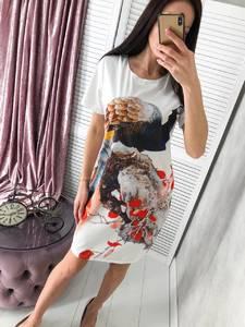 Платье короткое летнее Ч4444