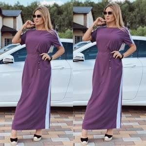 Платье длинное летнее Ч7204