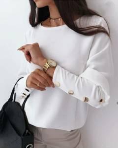 Блуза с длинным рукавом Ш4747