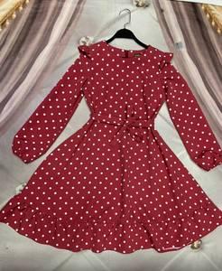 Платье короткое современное Ю2093