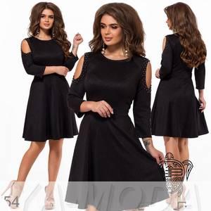Платье короткое современное Ю2545