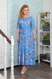 Платье Ю7338