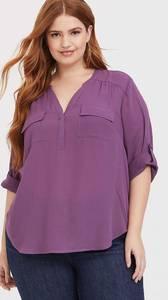 Блуза офисная Ю9662