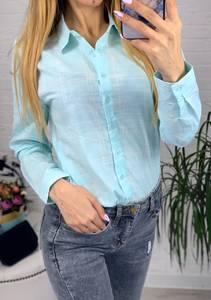 Рубашка с длинным рукавом Я0755