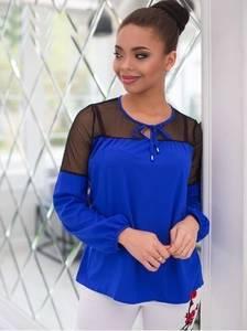 Блуза с длинным рукавом Я2069