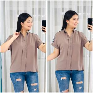 Блуза с коротким рукавом Я4766