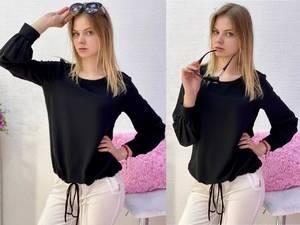 Блуза с длинным рукавом Я7779