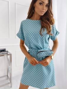 Платье короткое летнее А03728