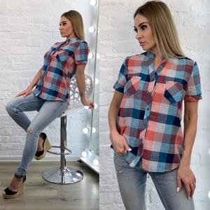 Рубашка с коротким рукавом А33520