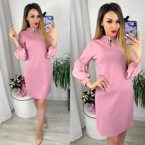 Платье короткое современное Ю6413