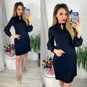 Платье короткое современное Ю6414