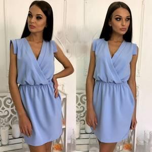 Платье короткое современное Ч4411