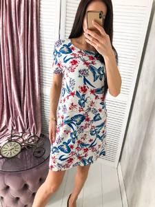 Платье короткое летнее Ч4445
