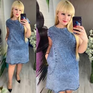Платье короткое летнее Ч5241