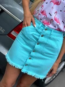 Юбка джинсовая Ч9435