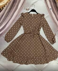 Платье короткое современное Ю2094