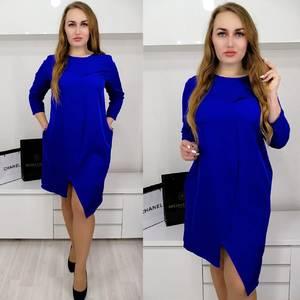 Платье короткое нарядное Ю3554