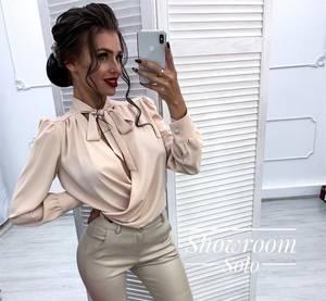 Блуза для офиса А37770
