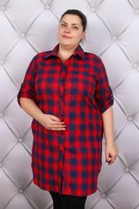 Рубашка с коротким рукавом Ю7697
