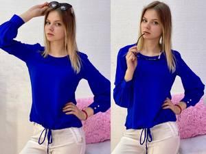 Блуза с длинным рукавом Я7780