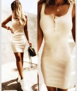 Платье короткое облегающее А40364