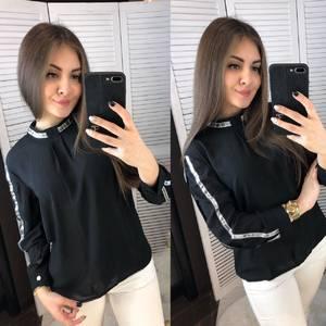 Блуза с длинным рукавом А03376