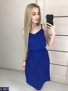 Платье короткое летнее Ш3871