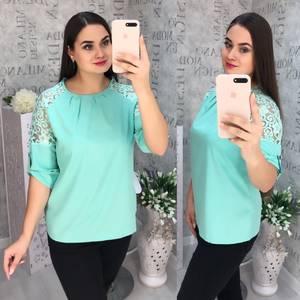 Блуза для офиса Ч4401