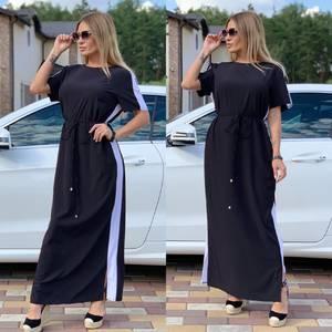 Платье длинное летнее Ч7206
