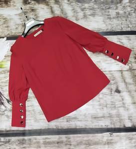 Блуза с длинным рукавом Ш4748