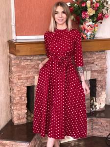 Платье короткое современное Ю6500