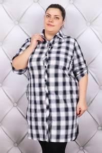 Рубашка с коротким рукавом Ю7698